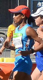 O. P. Jaisha Indian athletics competitor