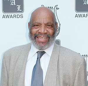 James Avery (actor) - James Avery at the HAL Awards in September 2013