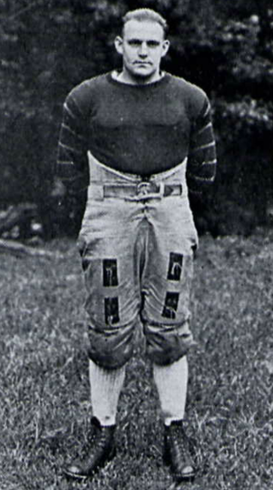 "James Bond (American football) - Bond from ""The Owl"" of 1922"