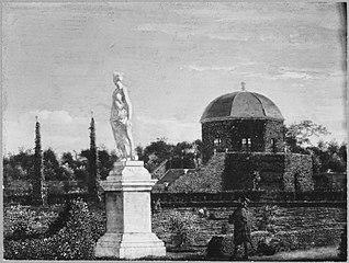 View of the Garden of Huis ten Bosch