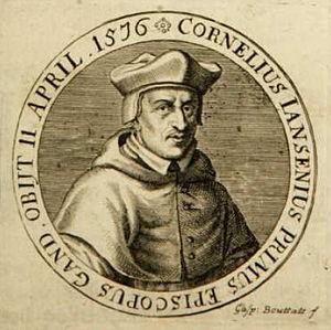 Cornelius Jansen (Bishop of Ghent) - Cornelius Jansenius Hulstensis