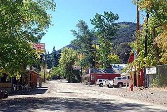 Jarbidge, Nevada - Image: Jarbidge Nevada