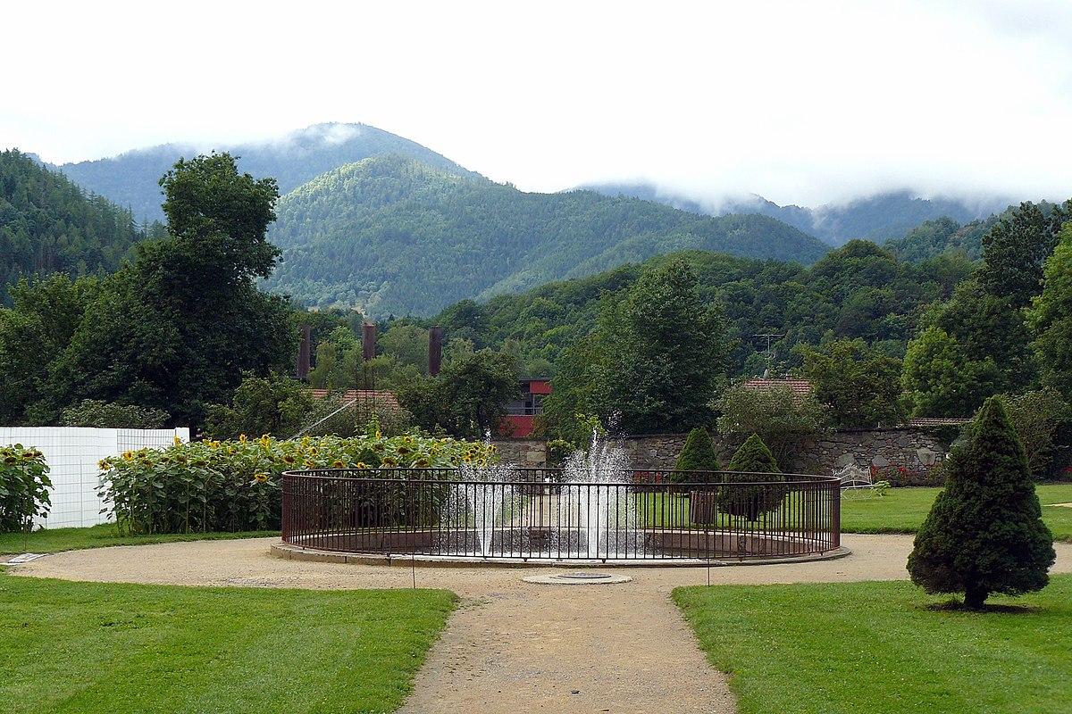 Parc de wesserling wikip dia - Effroyables jardins histoire des arts ...