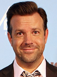 Jason Sudeikis American actor and comedian