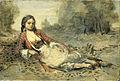 Jean-Baptiste-Camille Corot - Algérienne.jpg