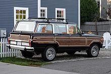 1982 jeep grand wagoneer