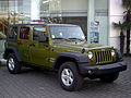 Jeep Wrangler Sport Unlimited 2.8 CRD 2007 (15260009556).jpg