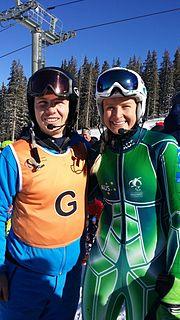 Christian Geiger Paralympian