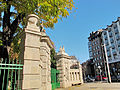 Jevremovac, Beograd - Ulazna kapija 01.jpg