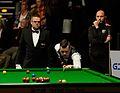 Jimmy Robertson, Joe Perry and Ingo Schmidt at Snooker German Masters (DerHexer) 2015-02-05 01.jpg