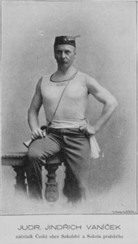 Jindřich Vaníček r. 1901