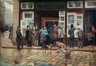 Public Exhibition of a Picture