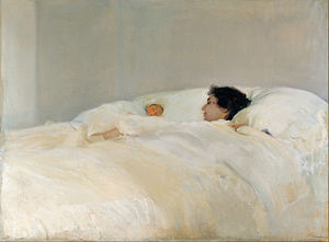 Joaquín Sorolla y Bastida - Mother - Google Art Project.jpg