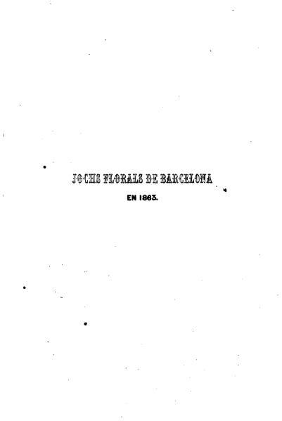 File:Jochs Florals de Barcelona en 1863.djvu