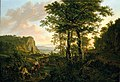 Johan Christian Dahl - Copy of an Italian Landscape by Jan Both - NG.M.00765 - National Museum of Art, Architecture and Design.jpg