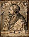 Johann Crato von Craftheim. Line engraving by T. de Bry, 165 Wellcome V0001347.jpg
