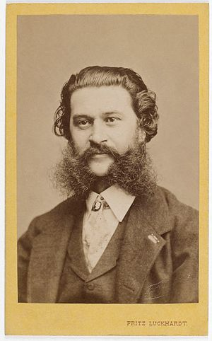 Johann Strauss II - Johann Strauss II