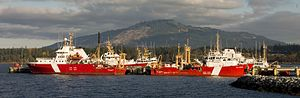 CCGS John P. Tully - Image: John P Tully WE Ricker at IOS