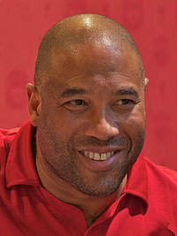 John Barnes in Kristiansund, Norway.jpg