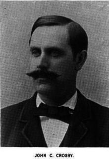 John Crawford Crosby American judge