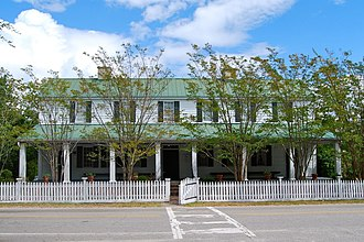 Fox House (Lexington, South Carolina) - John Fox House, September 2011