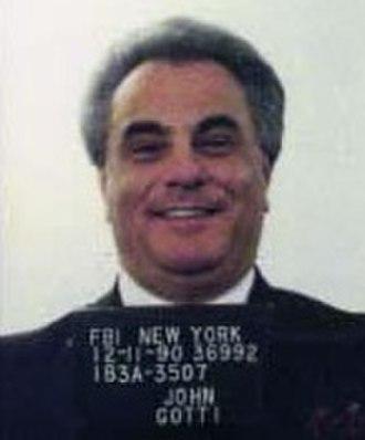 Gambino crime family - John Gotti