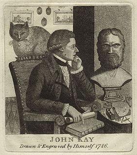 John Kay (caricaturist) British artist