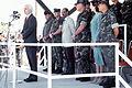 John McCain welcomes Kuwaiti Ambassador to MCAS Yuma 1991.jpg