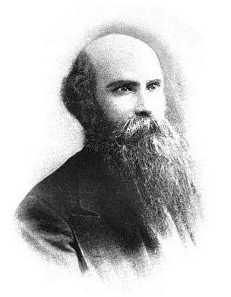 John Mullan (road builder) - John Mullan in the 1870s or 1880s