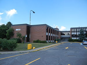 John Rennie High School - Image: John Rennie High School
