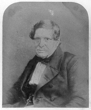 John Copley, 1st Baron Lyndhurst - John Copley, 1st Baron Lyndhurst in the late 1850s.