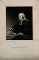 John Wesley. Stipple engraving by T. A. Dean after J. Jackso Wellcome V0006251.jpg