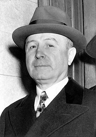 Chicago Outfit - Image: Johnny Torrio 1939