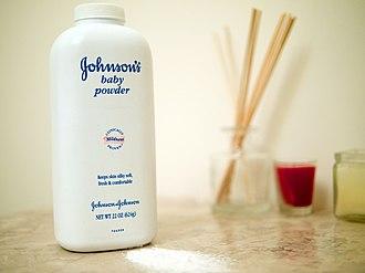 Johnson's Baby - Johnson's Baby Powder (2014)