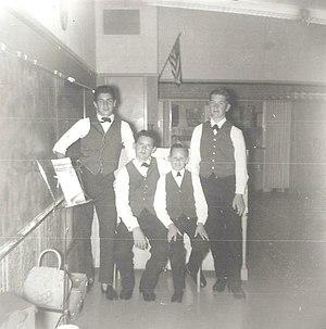 John Barbata - 9th Grade Band