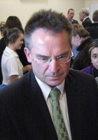 2001 Australian Capital Territory general election - Image: Jon Stanhope 2006