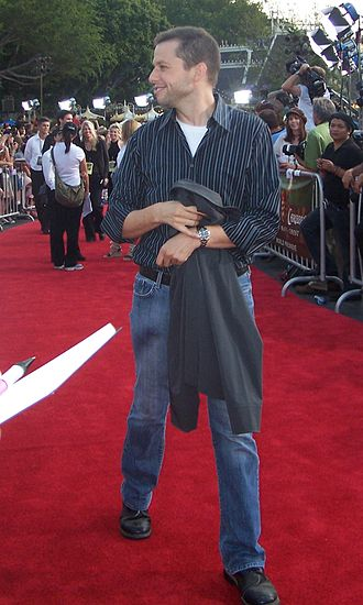 Jon Cryer - Cryer at the Los Angeles premiere of Pirates of the Caribbean: Dead Man's Chest in 2006