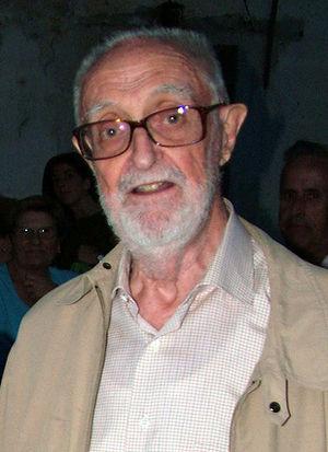 José Luis Sampedro - Image: José Luis Sampedro (2006)