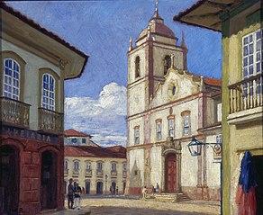 Páteo da Sé, 1862