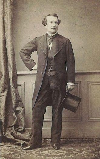 Joseph-Antoine-Charles Couderc - Image: Joseph Antoine Charles Couderc by Numa Blanc