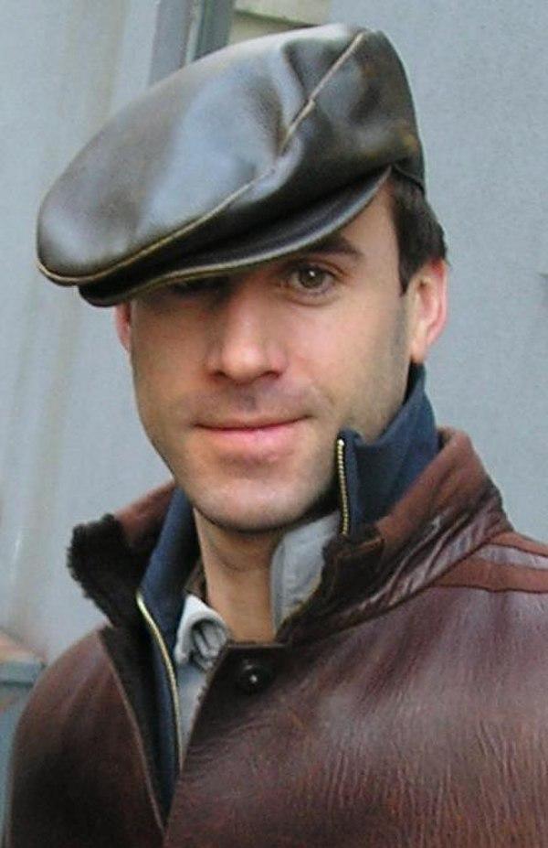 Photo Joseph Fiennes via Wikidata