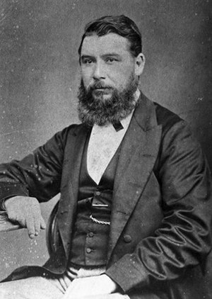 Mayor of Wellington City - Image: Joseph Dransfield