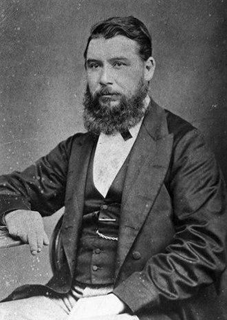 Mayor of Wellington City - Image: Joseph Dransfield