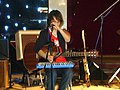 Julia Sleeps At the Kitchen 2009 - solo concert 03.jpg