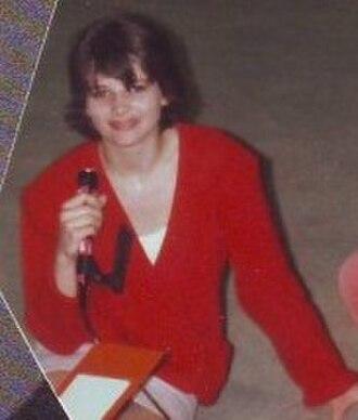 Juliette Binoche - Binoche in 1985