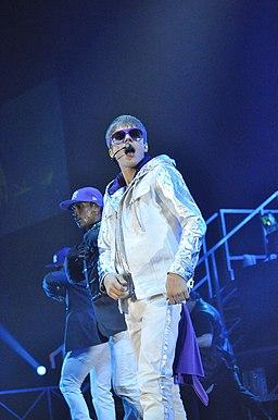 Justin Bieber Indonésia 2