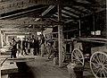 K.u.k. Verpflegs Feldausrüstungs Werkstätte in Villach, Abteilung für Fahrküchen Reparatur, aufgenommen am 25.V.1916 (BildID 15473129).jpg