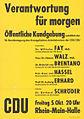 KAS-10. Bundesfachtagung des Evangelischen Arbeitskreises der CDU CSU in Wiesbaden 1962-Bild-14436-1.jpg
