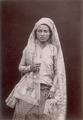 KITLV - 103767 - Lambert & Co. - Acehnese woman in Singapore - circa 1890.tif