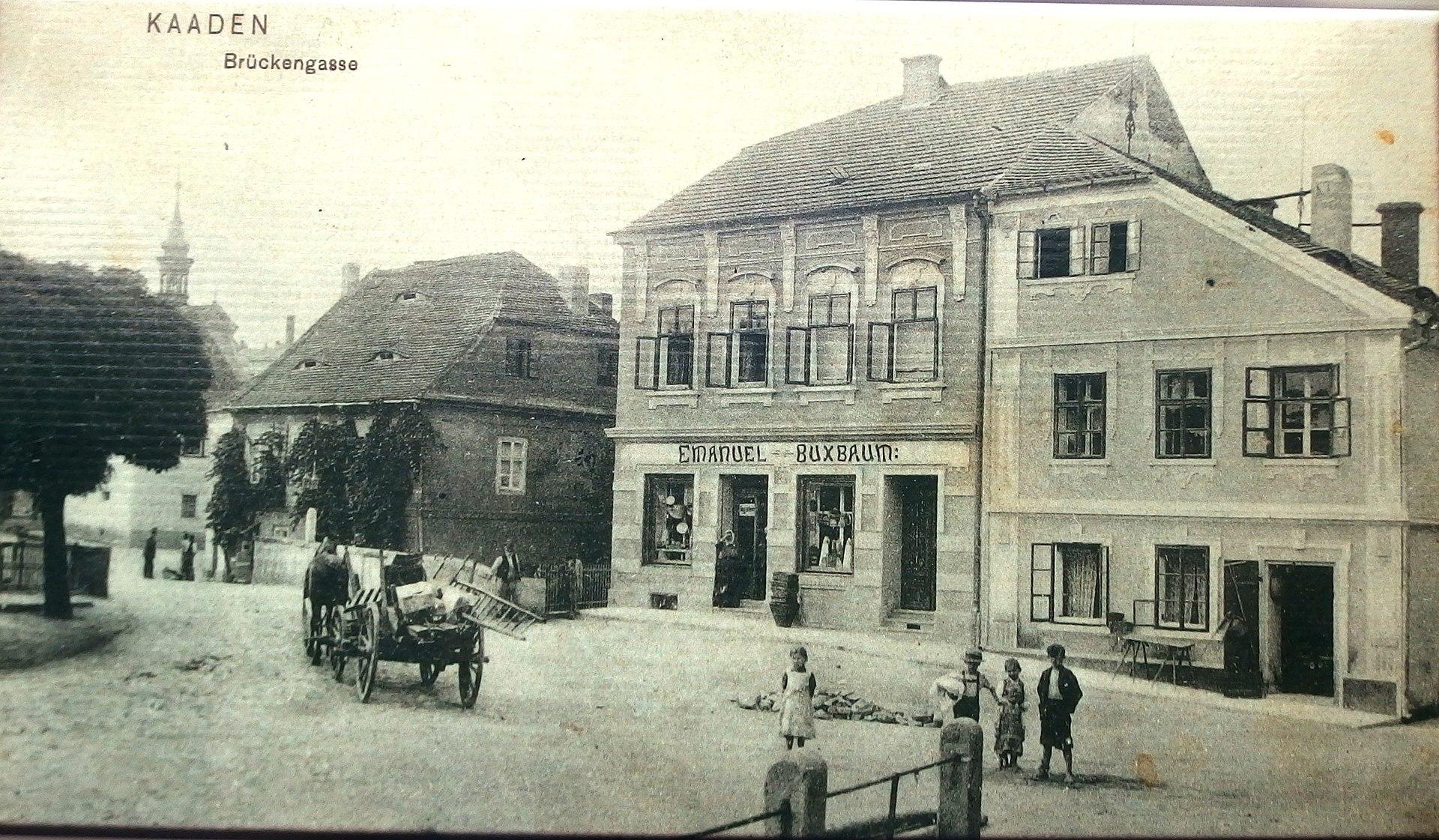 Kaaden, Brückengasse.jpg